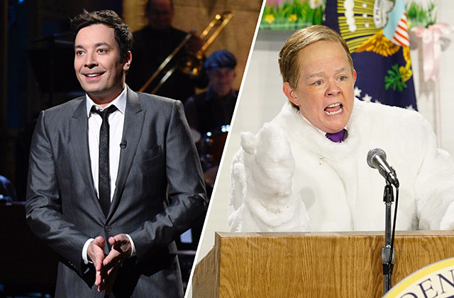 SNL Welcomes Back Jimmy Fallon as Host & Melissa McCarthy as Spicer!