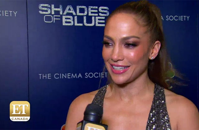 EXCLUSIVE: Jennifer Lopez Gives the Inside Scoop on Shades of Blue Season 2