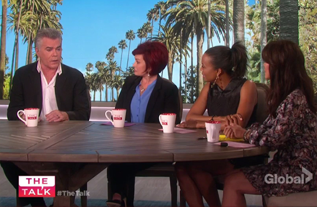 Watch: Ray Liotta Talks 'Shade of Blue' and Working With