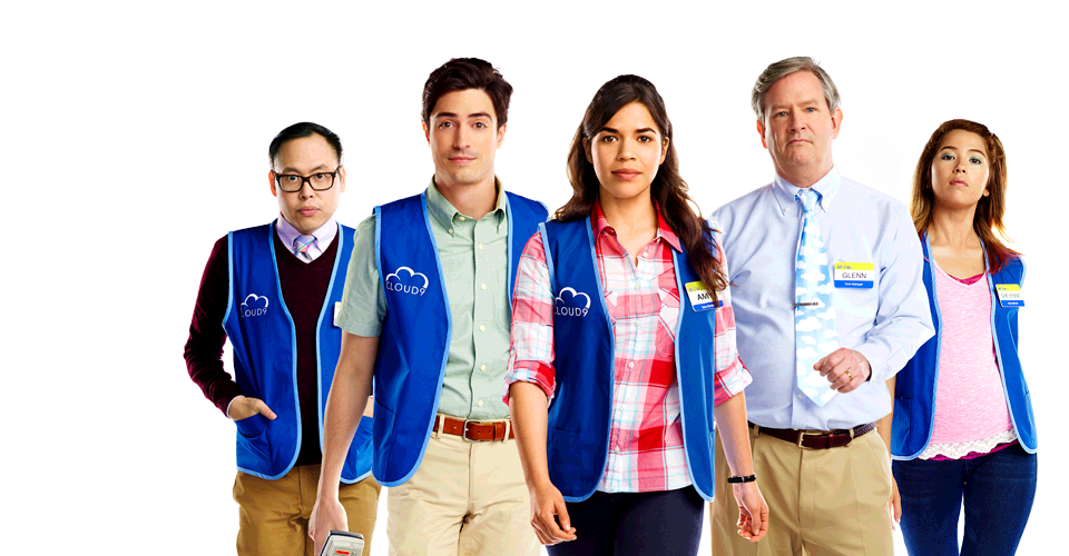 Superstore Cast