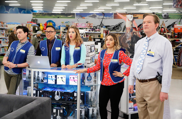 Watch Must-See Extras From Superstore Season 2