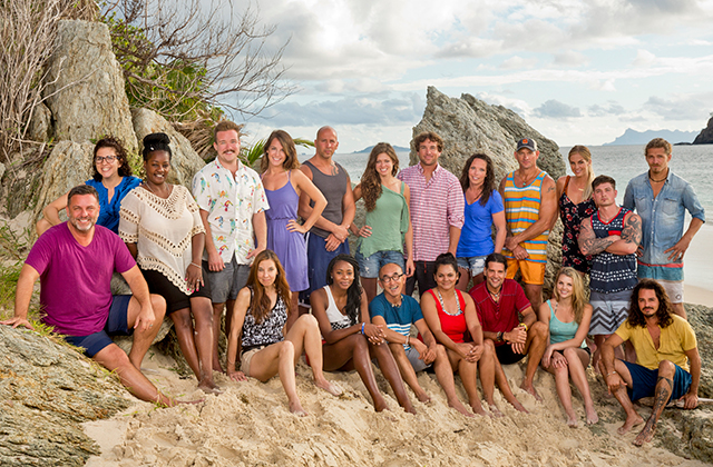 Meet the New Cast of Survivor: Game Changers!