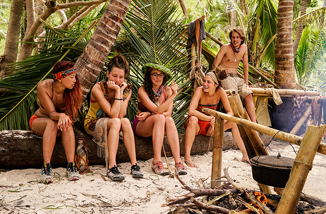 Watch Survivor: Millennials vs Gen X Episode 2: