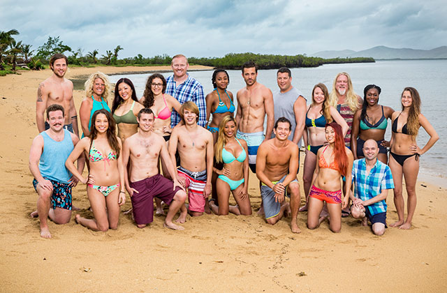 Meet the cast of Survivor Season 33: Millennials vs. Gen X