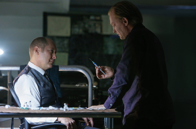 Sign in to Watch the Fall Finale of The Blacklist Season 4
