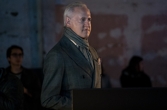 The Blacklist Villains Exposed! Get a Closer Look at the Latest Blacklist Villain: The Architect From Episode 14