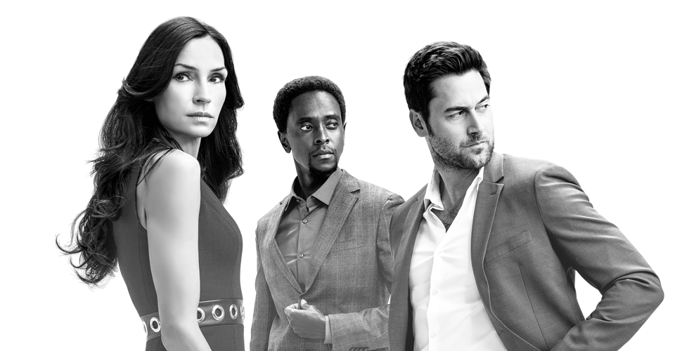 The Blacklist: Redemption Cast