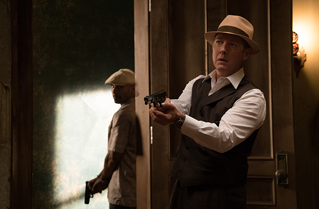Watch Trailers & Extras from The Blacklist