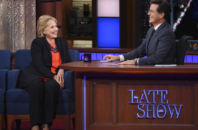 Hillary Clinton dishes on her binge watch list, including The Good Wife and Madam Secretary