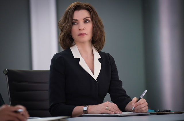 Julianna Margulies' top 3 favourite moments from 'The Good Wife' season 7