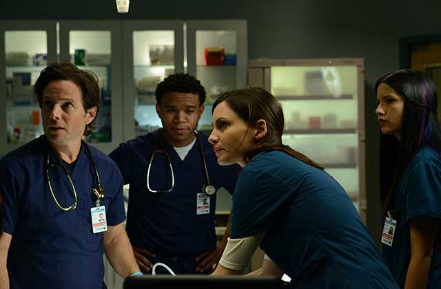 Meet the Cast of 'The Night Shift'