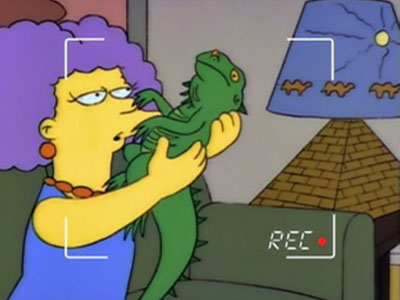 Characters the simpsons official site of - Selma bouvier ...