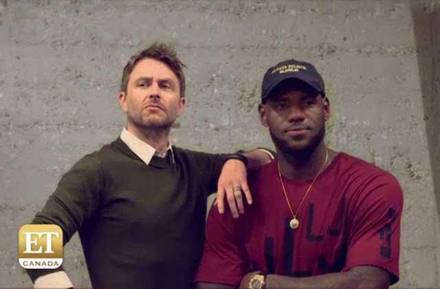 EXCLUSIVE: Chris Hardwick & NBA Star LeBron James Dish on Season 1 of 'The Wall'