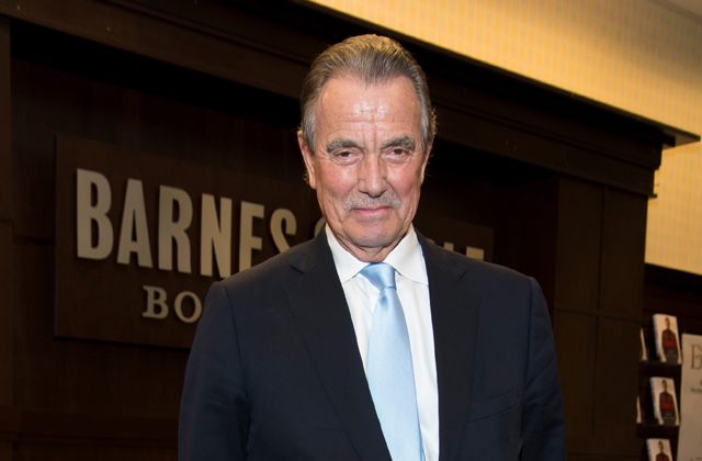 Global Exclusive Interview! Eric Braeden on Y&R, his tough past, and his new memoir I'll Be Damned