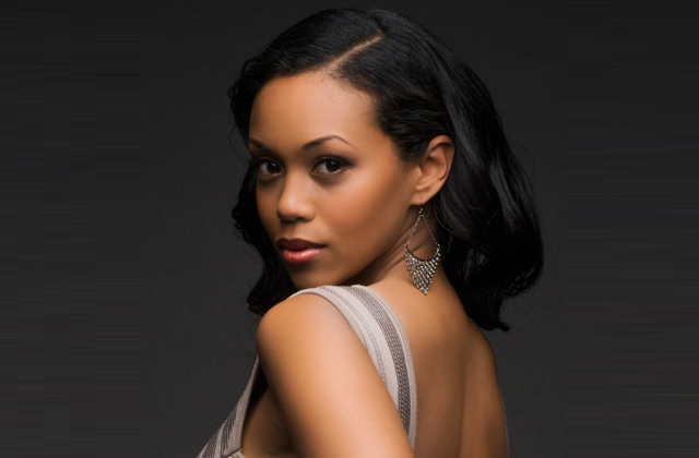 Exclusive! Mishael Morgan on playing bad girl Hilary Curtis, filming Y&R, and getting in the writing room