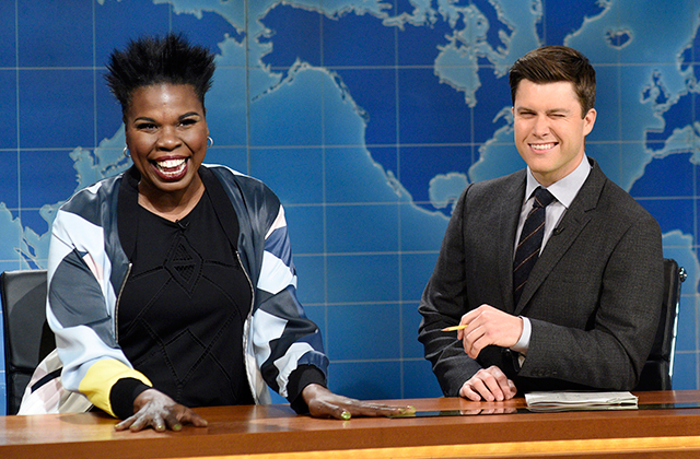 Watch: Leslie Jones Shares Black-History Lesson Learnt From 'Timeless' in Hilarious SNL Skit