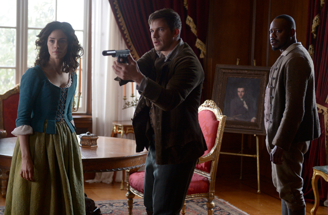 Sign in to Watch Timeless Season 1 From the Start