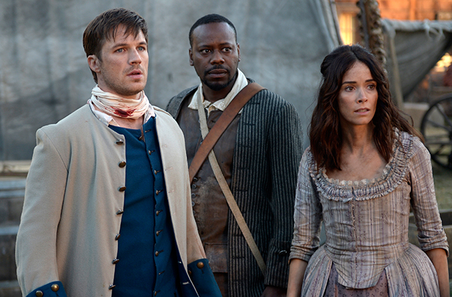 EXCLUSIVE: The Cast & Crew of 'Timeless' Talk About the Science of Time Travel