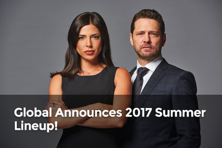 Global Announces 2017 Summer Lineup!