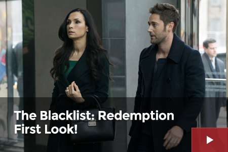 The Blacklist: Redemption First Look!