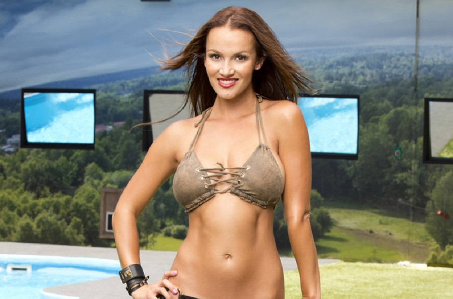 Interview with Brittany Martinez from Big Brother 16 ... Alec Baldwin Trump