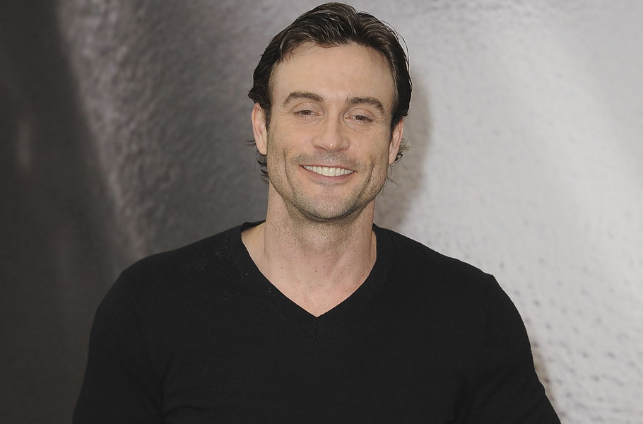 Young and Rest-ed: Daniel Goddard on keeping fit