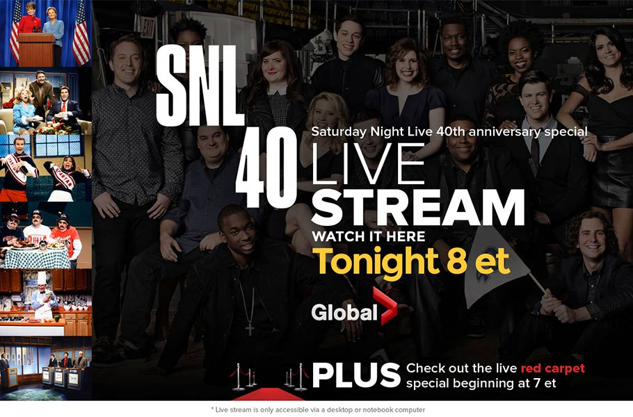 SNL's 40th Anniversary Special