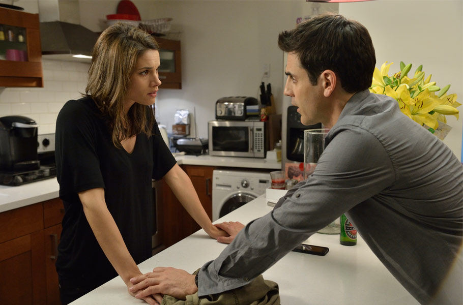 Rookie Blue returns Thursday, May 21