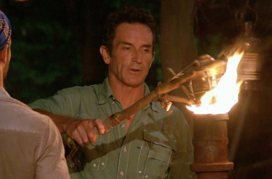 Tribal Council #4: Semangat Tribe (Brawn) Feature_torch