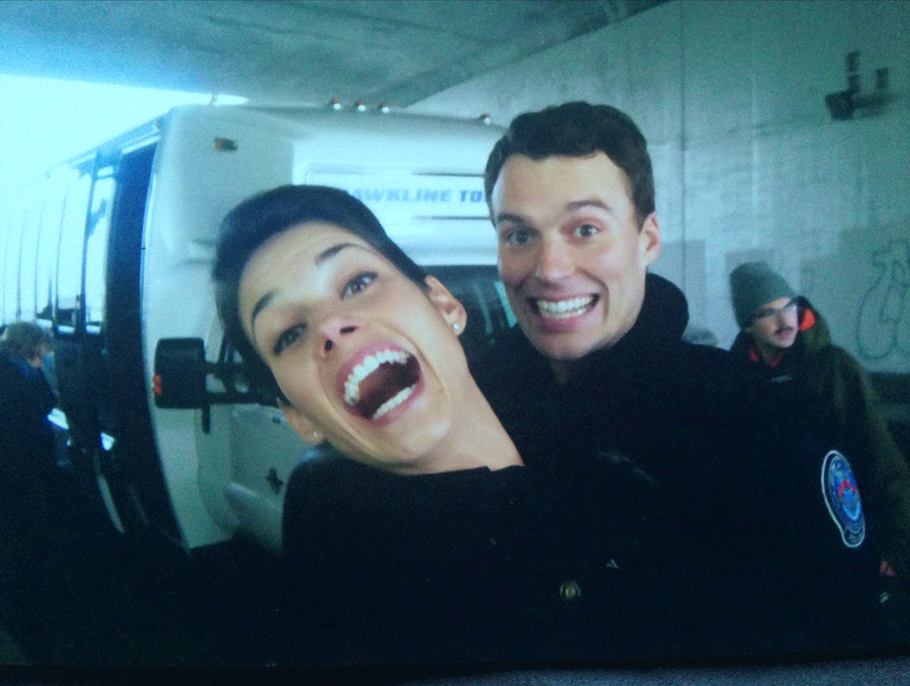 Sign in to watch season 6 of Rookie Blue or watch clips on GlobalTV    Missy Peregrym And Peter Mooney