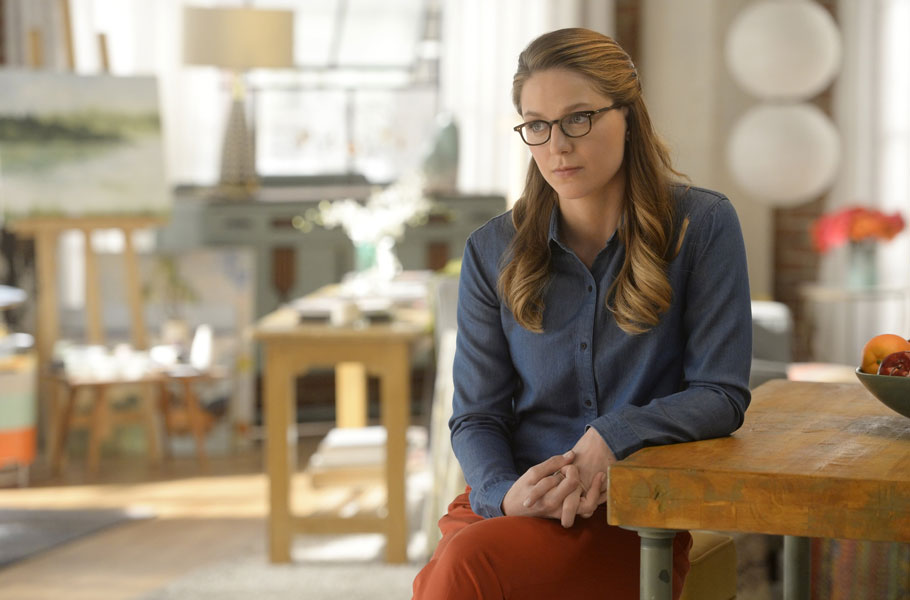 Watch: Supergirl struggles to regain trust, while Major Lucy Lane learns the secret history of J'onn J'onzz