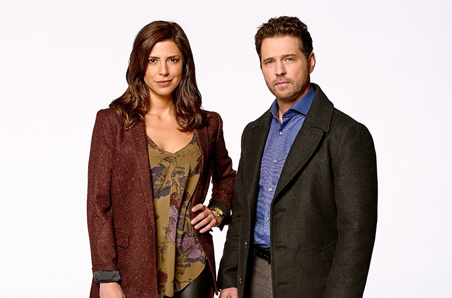 Jason Priestley returns to Global with Private Eyes