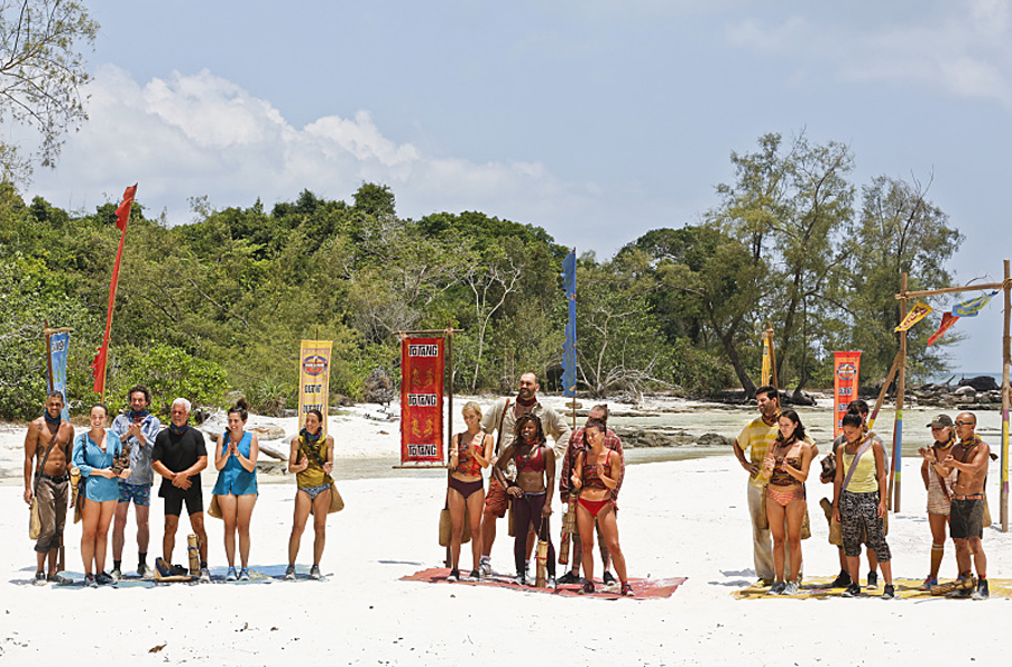 Survivor: Kaoh Rong Awards : Part One