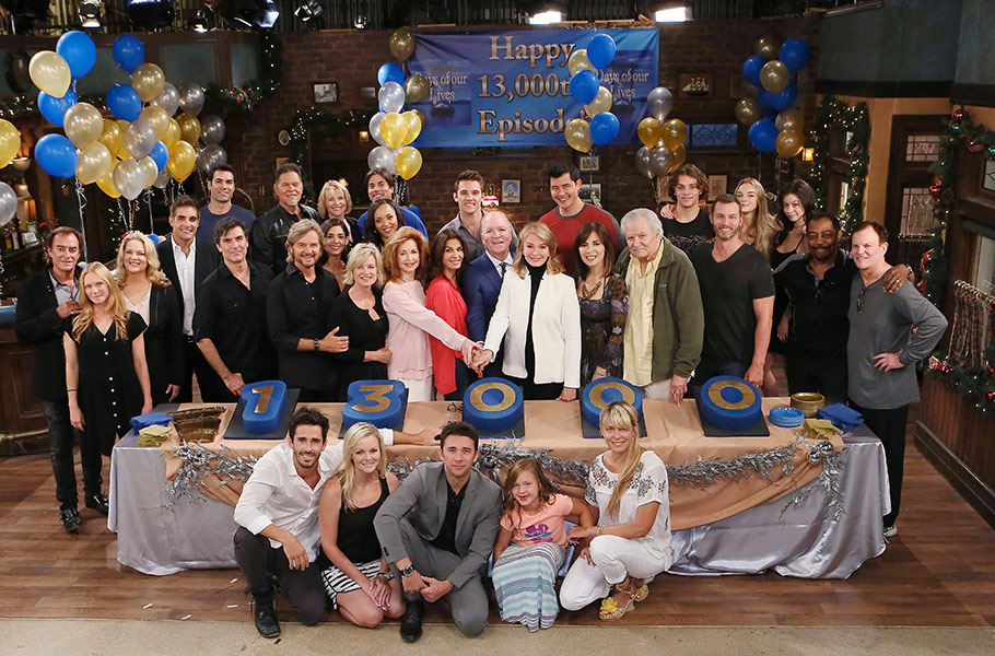 Days of our Lives celebrates its 13,000th episode!