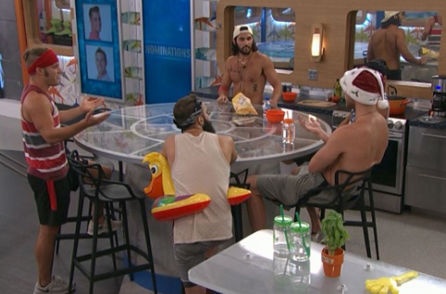 Live Feed Spoilers: Shock noms stun the house