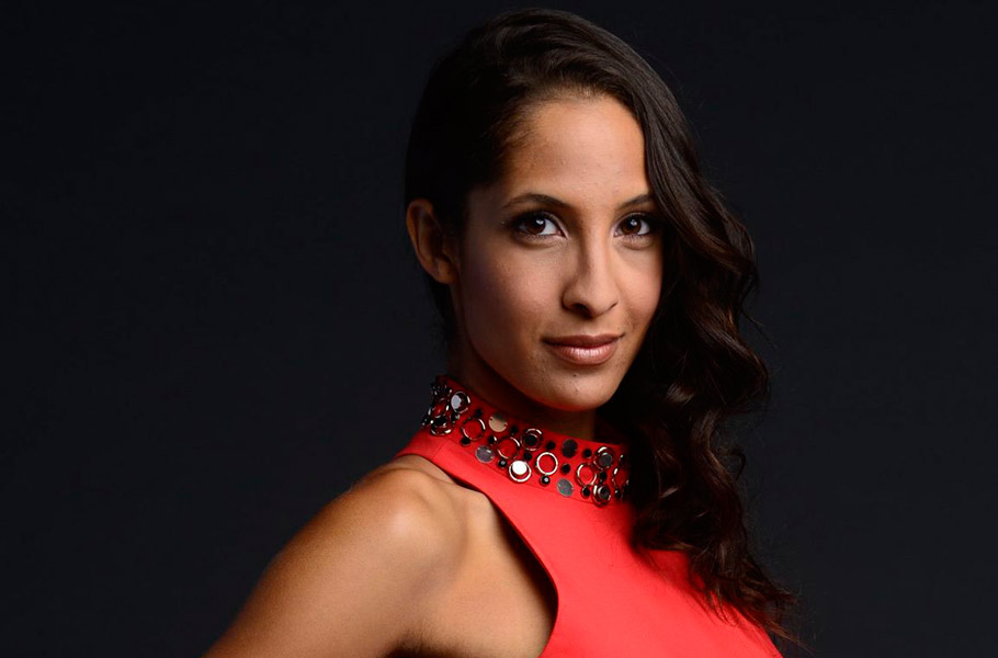 Christel Khalil lives for culture shock
