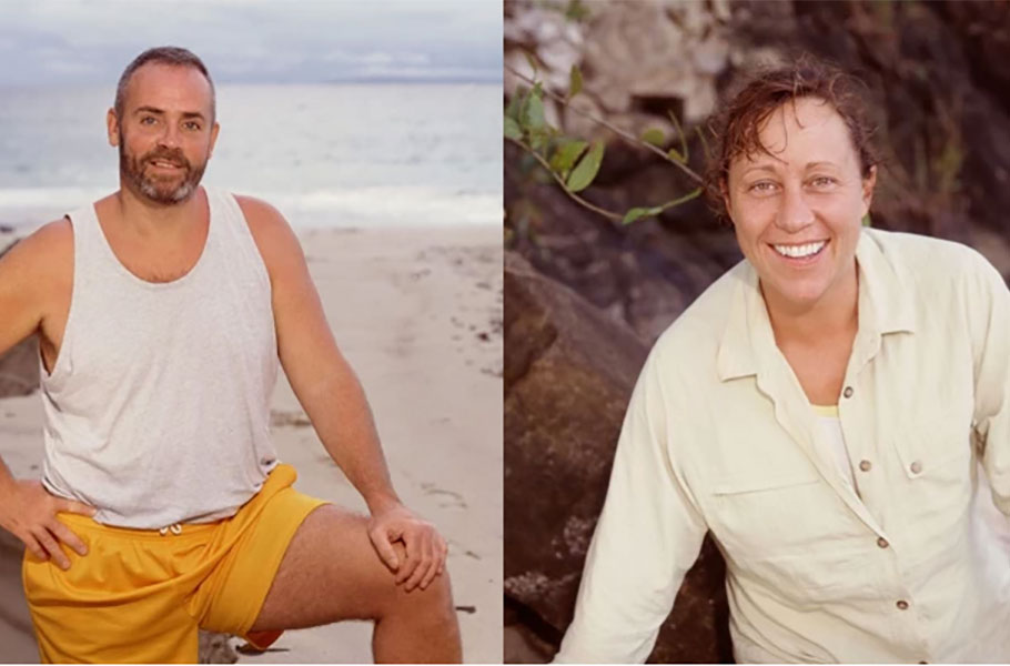 Survivor's Greatest Feuds