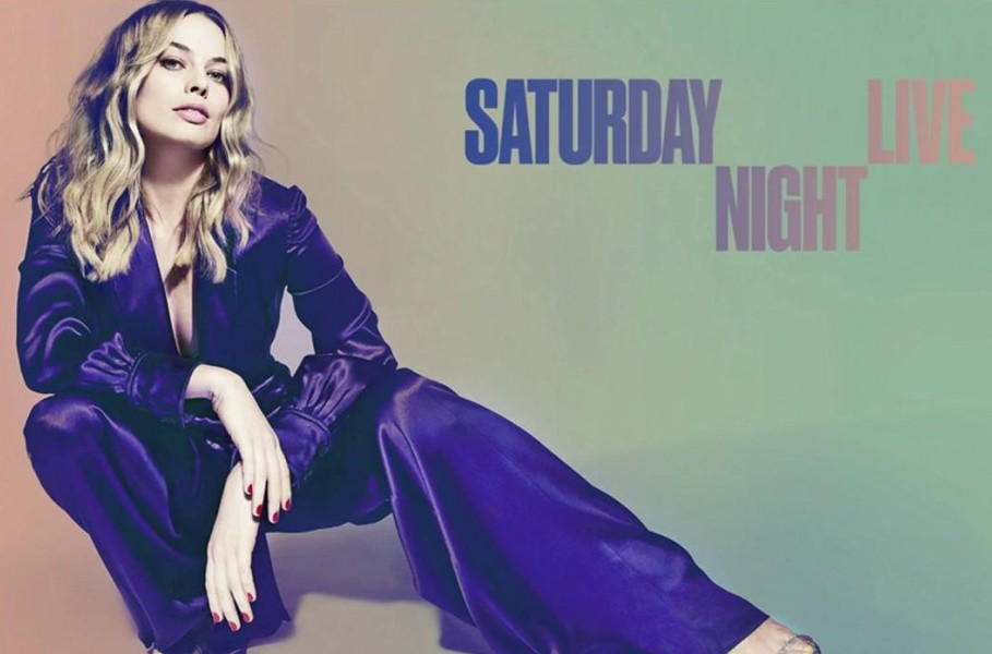 Welcome to Season 42 of Saturday Night Live, hosted by Margot Robbie