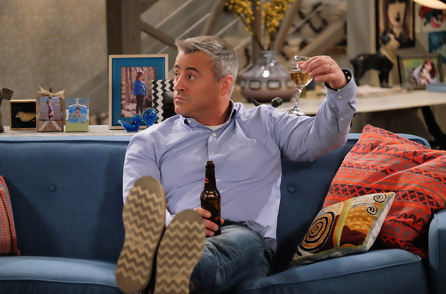 Matt LeBlanc Is The 'Man With A Plan' – Exclusive Interview