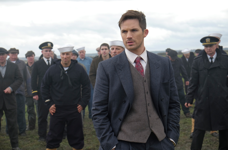Matt Lanter's Top 3 Favourite Moments From 'Timeless'