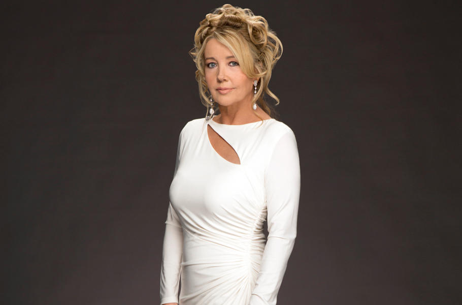 Y&R's Melody Thomas Scott Wants Nikki To Go Crazy!