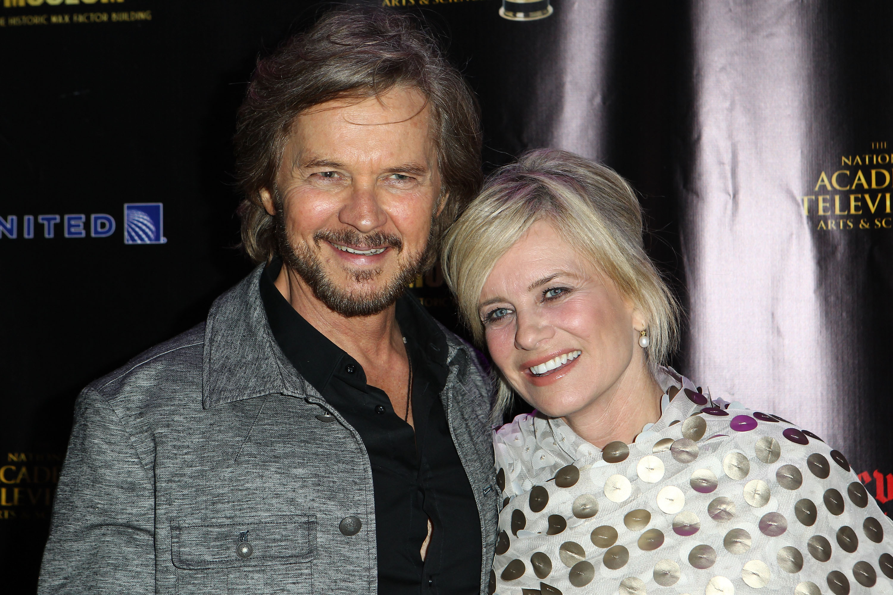 "Stephen Nichols & Mary Beth Evans: ""We love each other, and we have since the very beginning."""