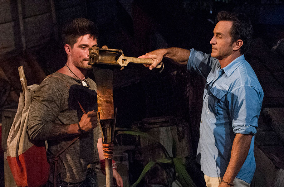 Caleb Reynolds Feels Cursed – Survivor 34 Post Tribal Exit Interview
