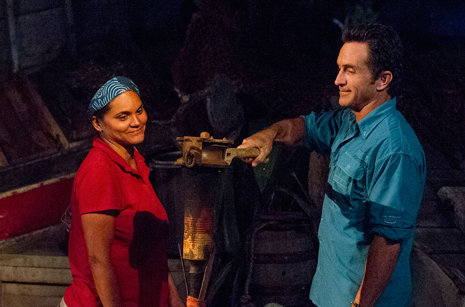 Sandra Diaz-Twine Dishes on Goats, Sugar, Fake Idol – Survivor 34 Exit Interview
