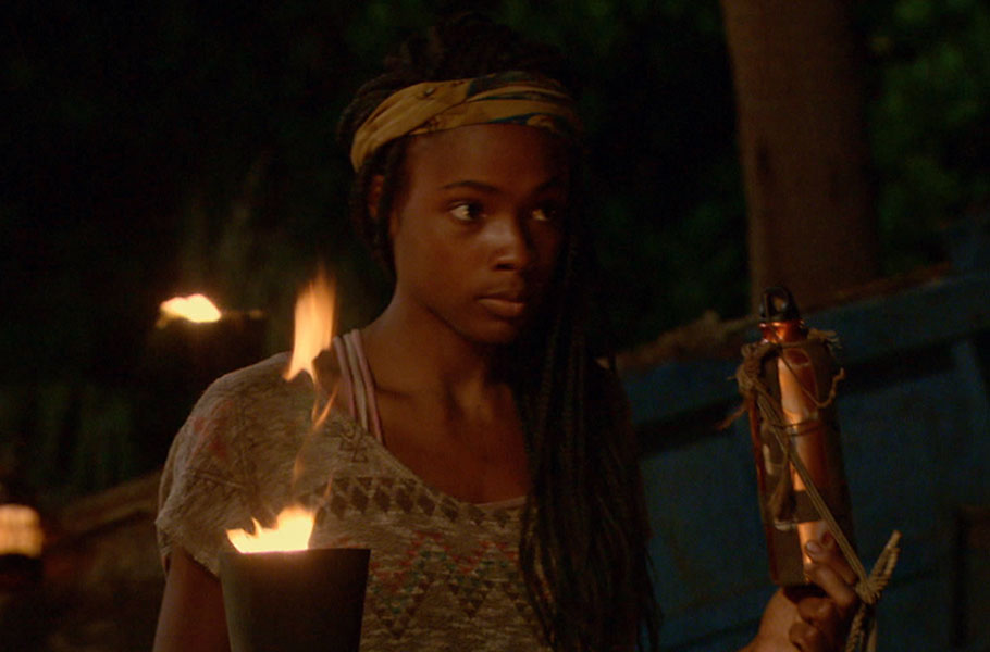 """Michaela Bradshaw: """"I should have been paying attention"""" – Survivor 34 Exit Interview"""