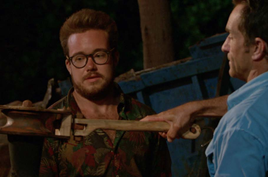 Zeke Smith Reflects on His Personal Journey – Survivor 34 Exit Interview