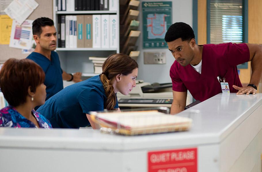 """The Night Shift - Season 4, episode 5: """"Turbulence"""""""