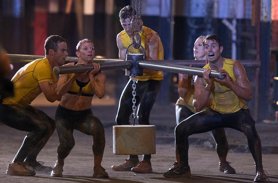 "Spartan: Ultimate Team Challenge - Season 2, episode 6 & 7: ""Round Two - Night 2""; ""Spartan Championship"""