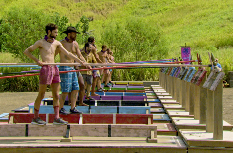 Survivor recap season 35 episode 8 winners losers for Tv show pool hustlers