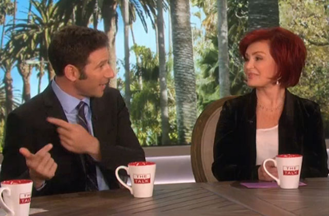 WATCH: Mark Feuerstein Dishes on New Series '9JKL' on The Talk